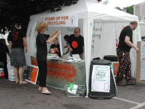 Recycling Event, Somerfield