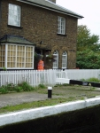 Lock-keeper's house