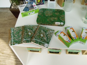 Reused Circuit Boards