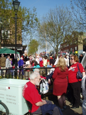 St George's Day 2011