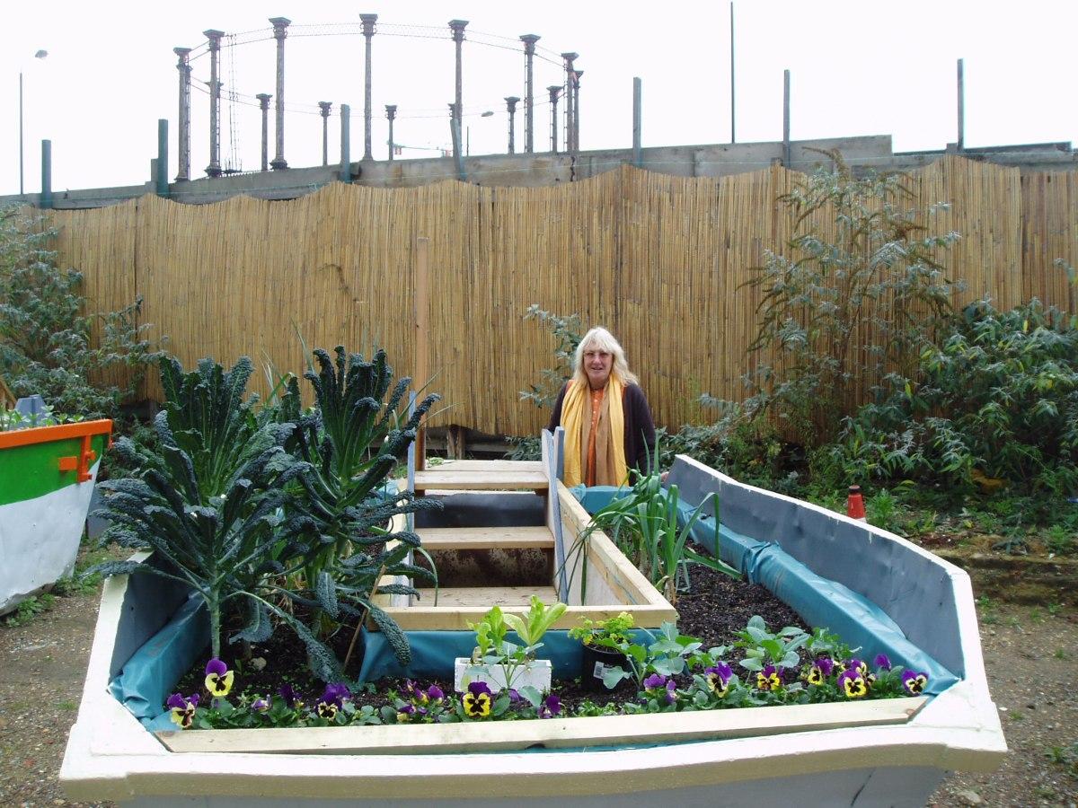 A skip garden